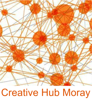 To Creative Hub Moray's Facebook page